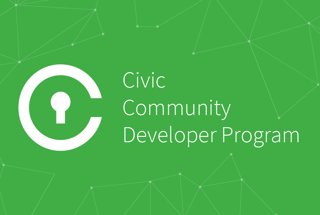 First Civic Community Developer Program Bounty Now Live