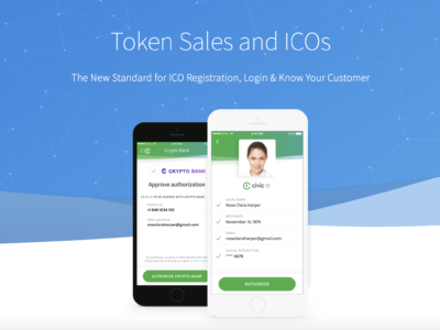 Civic for ICOs and Token Sales: Distribute tokens to the widest audience & reduce sybil attack risks