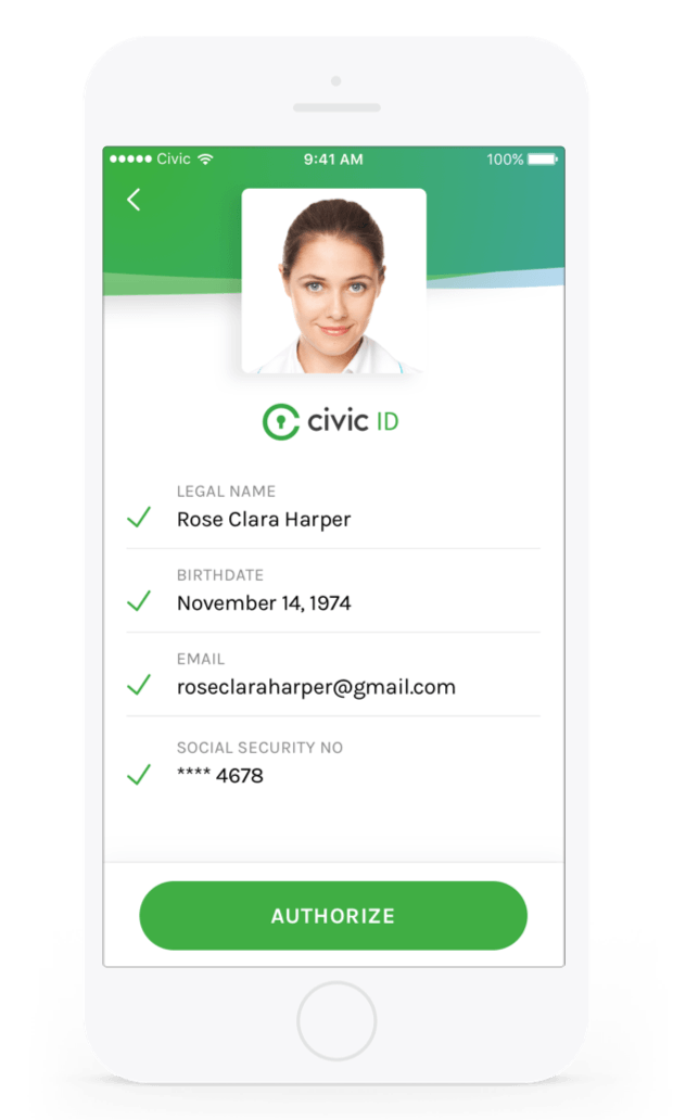 Secure Identity Platform