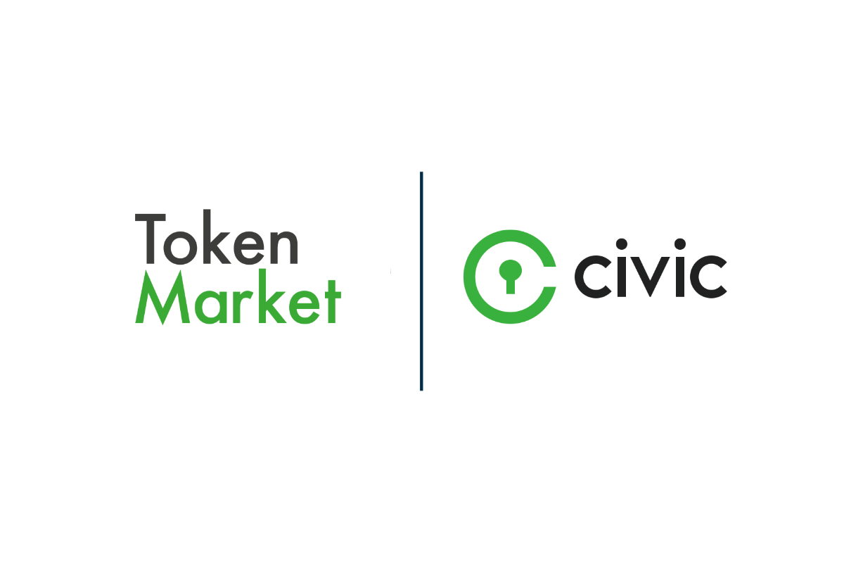Civic and TokenMarket Partner on Verification Solutions to Expedite ICOs - Civic Technologies, Inc.