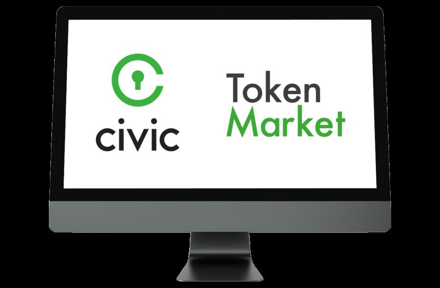 Civic & TokenMarket webinar